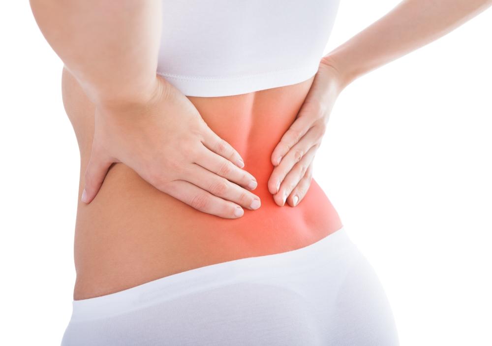 douleurs au bas du dos